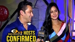 Salman Khan & Katrina Kaif CONFIRMED For Bigg Boss 12 | EXCLUSIVE Interview