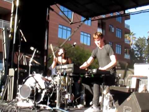 MATT AND KIM @ PASADENA MUSIC FESTIVAL- GRAND