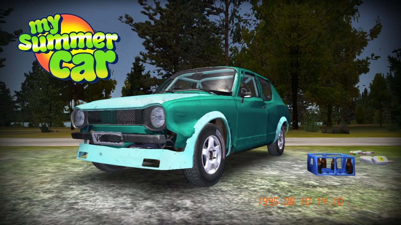 how to order aprts my summer car