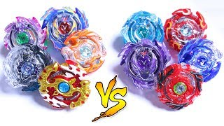 GOD BEIGOMA ACADEMY vs BC SOL   Beyblade Burst Evolution Team Battle  ベイブレードバースト
