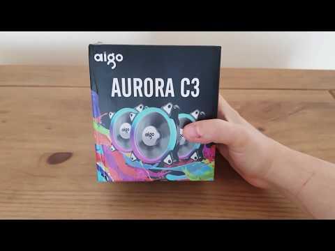 aigo Aurora C3 English unboxing part 1