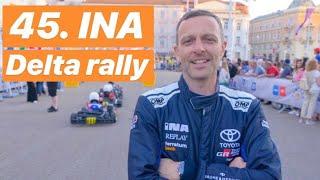 Reportaža s 45. INA Delta Rally