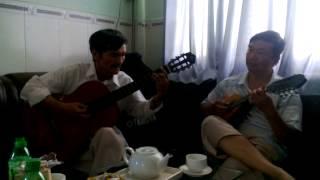 Xuân đã về (mandolin, guitar)