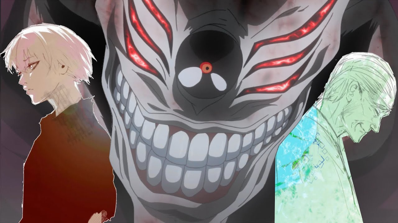 Tokyo Ghoul √A Season 2 Episode 10 東京喰種,トーキョーグール Anime Review , TRUE OWL  APPEARS! \u0026 Epic Feels , YouTube