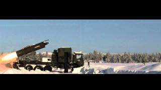 Saab RBS15 MK3 Surface to Surface Missile