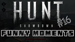 Hunt Showdown Funny Moments Highlights And Lowlights 16