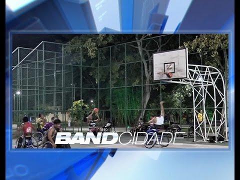 Além da inclusão no esporte, basquete sobre rodas é estilo de vida