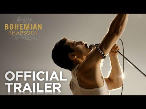 Bohemian Rhapsody trailers