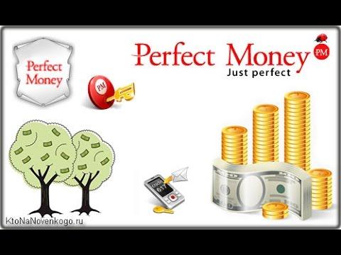 Fr pr sentation de perfect money tuto comment s 39 inscrire for Perfect comment for a picture