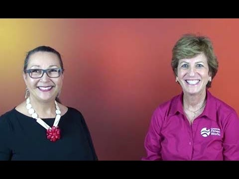 Wbdc Tuesday Toolbox Corporate Fitness Works Brenda Loube Youtube