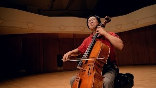 Meet Dr. Charles Lee, Cello Instructor @MSU Denver