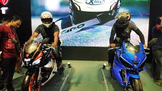 Most beautiful bike in Dhaka bike show 2019. TARO Pavilion. Taro GP 1 & Taro GP 2