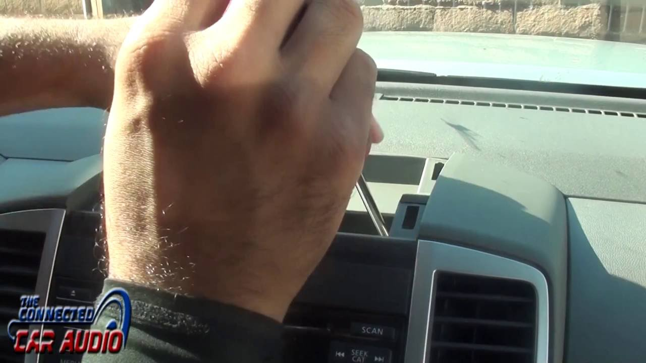 Remove Factory Stereo Nissan Frontier Xterra 2013 And Up Youtube Wiring