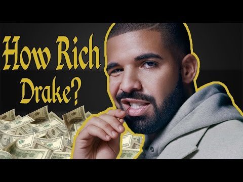 How Rich Is Drake? Net Worth 2017