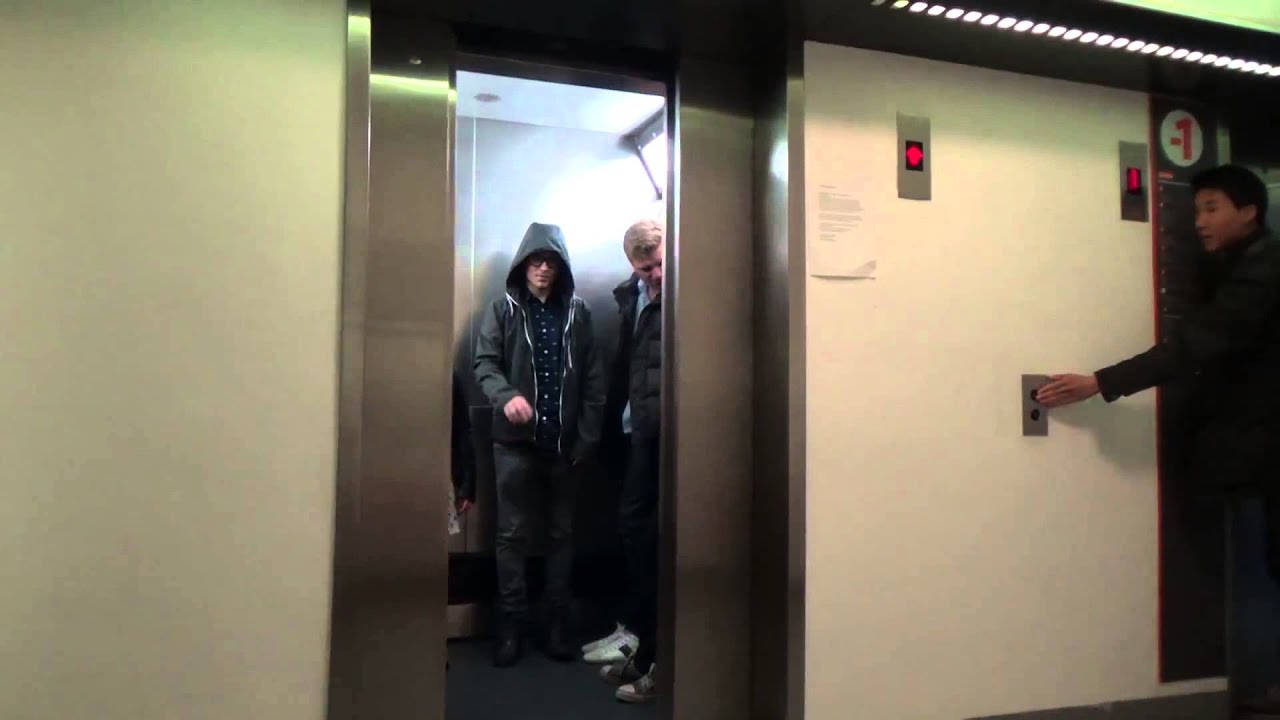 Camera Cachee Star Wars : Utiliser la force dans un ascenseur caméra cachée [hd 1080p] youtube
