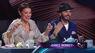 «Маска» | Выпуск 3. Сезон 1 | Волк - Dance Monkey