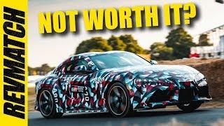 2019 Toyota Supra - Overpriced?