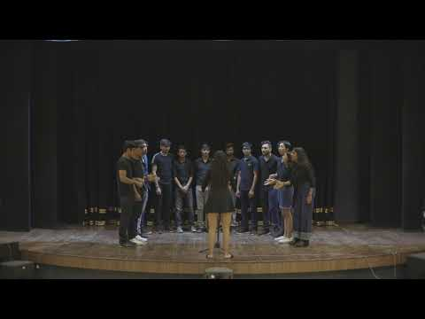 Acapella Cover Of Micheal Jackson's 'Bad' By Dastgah From DCAC | Oasis 2019