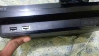 Playstation 3 slim 160gb usado