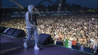 EMINEM - Lose Yourself - Milano Revival tour - 7/7/2018