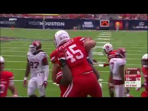 Oklahoma vs. Houston:Highlights football ,Houston Cougars football, University of Oklahoma