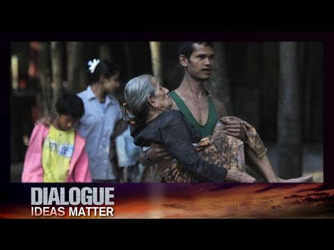 Dialogue — Myanmar Unrest 11/24/2016 | CCTV