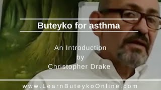 Introduction to Buteyko for asthma -- Free Webinar on December 3, 2013