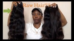 WIG CLASS 119-Raw Indian Temple Hair  || MUST WATCH!!! #rawhair #virginhair