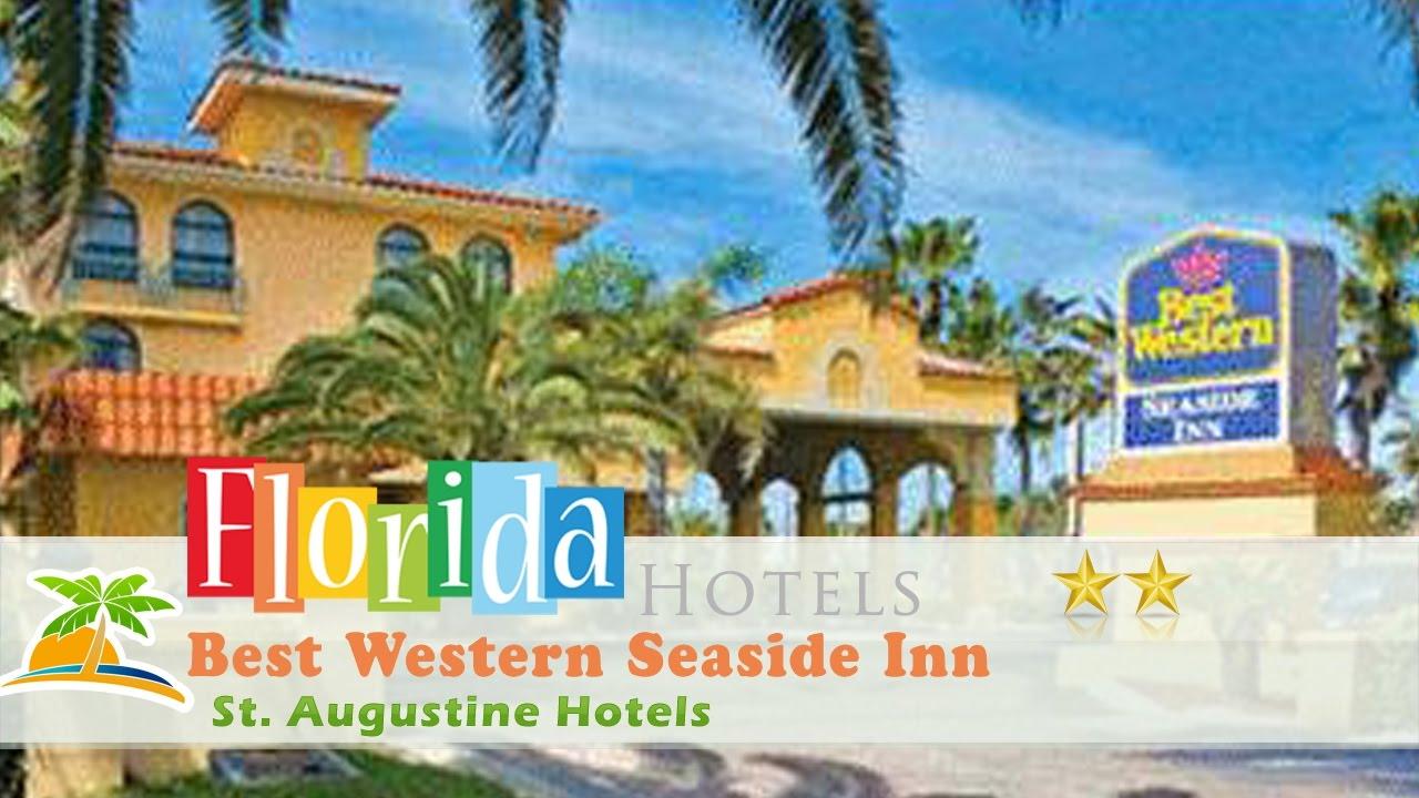 Best Western Seaside Inn St Augustine Beach Hotels Florida