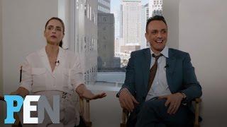 Brockmire: Hank Azaria & Amanda Peet Open Up About On-Screen Nudity | PEN | People