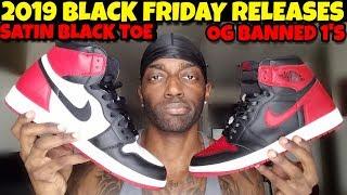 jordan 1 banned black friday
