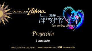 Latimos Juntos 2020 - Danza Árabe : CONEXIÓN