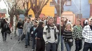 Presentation Séjour Argentine 2008