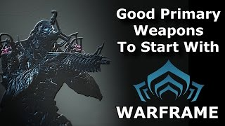 Warframe - Primary Weapons I Would Recommend To Newer Players thumbnail