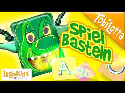 SPIEL basteln - Stiftung LegaKids, Spiel selber machen, Kinderfilme, Kinderkanal 155