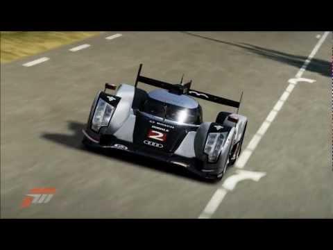 Forza Motorsport 4 - Audi R18 Tribute