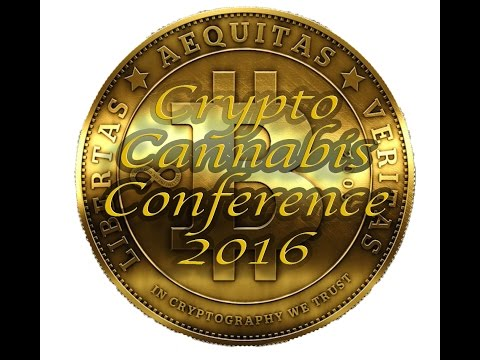 Crypto Cannabis Conference 2016 | CCC2016 | Speech with Carl Lehrburger | PureHemp Technology LLC