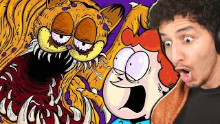 What if GARFIELD was TERRIFYING... (SCP-3166)