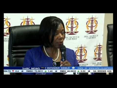Public Protector's recommendation on MEC Pemmy Majodina