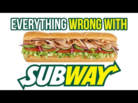 Everything Wrong With Subway