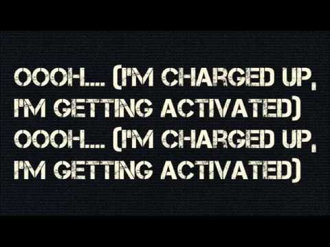 Cher Lloyd - Activated - Lyrics Video
