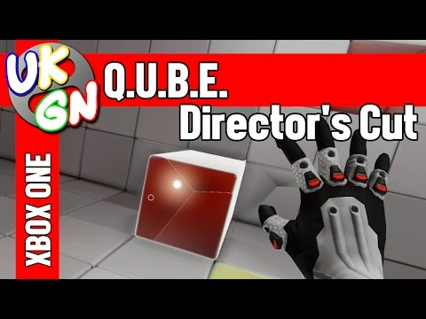 Q.U.B.E. Director's Cut - All Achievement / Trophies Walkthrough