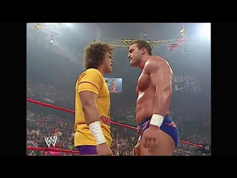 Image result for WWE Backlash 2006 Chris Masters vs Carlito