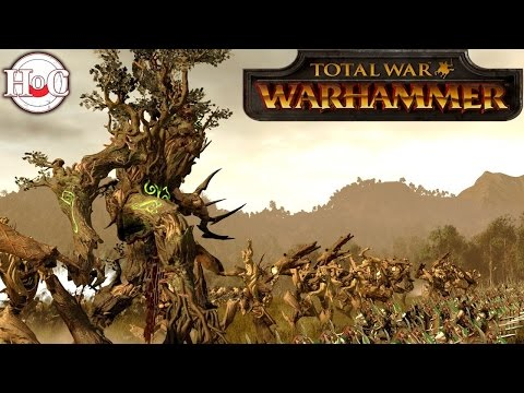 Battle of Ashen Hall - Total War Warhammer Online Battle 290