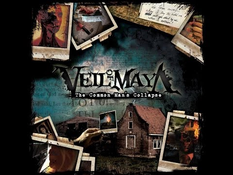 The Common Man's Collapse by Veil of Maya Guitar Cover