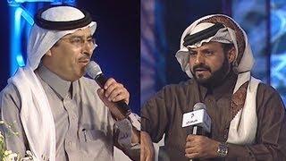 أمسية شعرية مع الشاعرين عبدالله الشريف وعلي بن رفدة