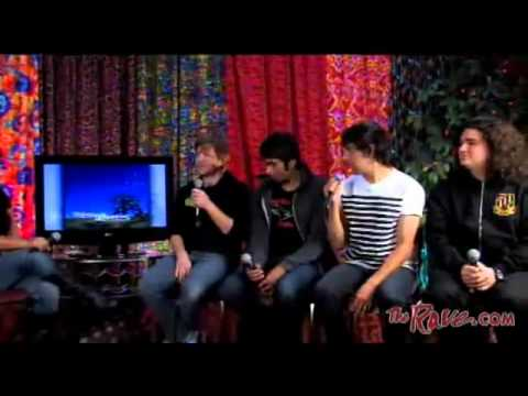 Saves the Day exclusive backstage interview