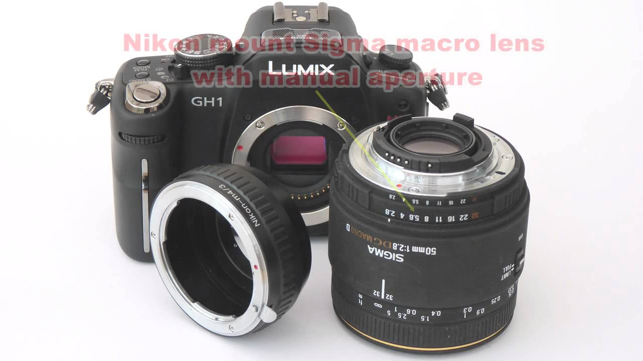 micro four thirds adaptor on panasonic lumix gh1 test videos youtube rh youtube com Yamaha GH1 Baby Grand Fila GH1