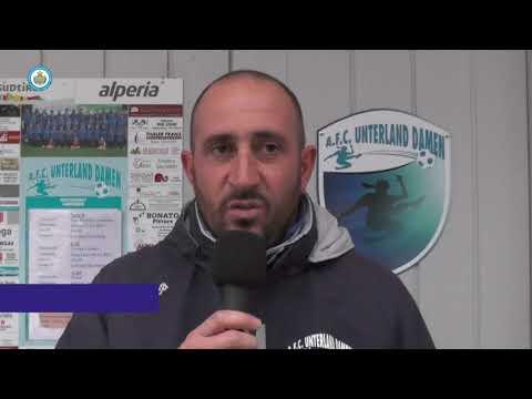 Serie B | interviste post Unterland Damen-San Marino Academy 1-1 [12 novembre 2017]