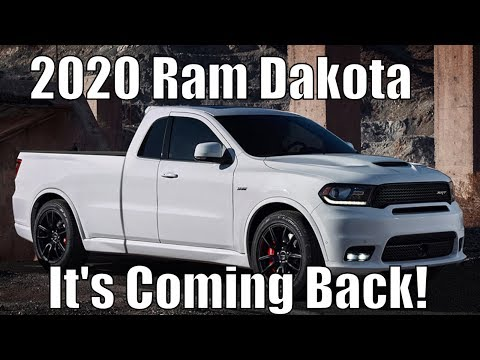 Dodge/Ram Dakota Is *COMING*! Ranger Is In TROUBLE!